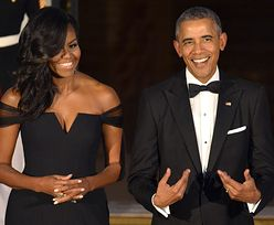 """Obamowie sprzedali prawa do swoich wspomnień. Za """"ośmiocyfrową sumę"""""""