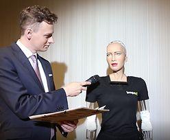 """Money.pl rozmawia z robotem. """"Moim celem jest pomoc ludzkości i ograniczenie cierpienia"""""""