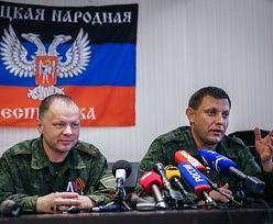 Broń z Rosji dla separatystów na Ukrainie idzie przez Krasnodon