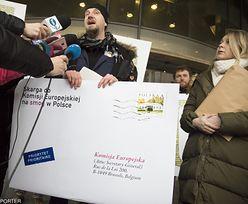 Skarga do Komisji Europejskiej w sprawie złej jakości powietrza w Polsce. Petycję podpisały 24 tysiące osób