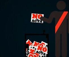 """""""Nie dla ACTA"""". Będzie polski blackout przeciwko prawu?"""