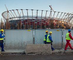 Stadion Narodowy. Podwykonawcy chcą pieniędzy