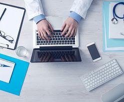 Pora na e-doktora, czyli diagnoza przez ekran