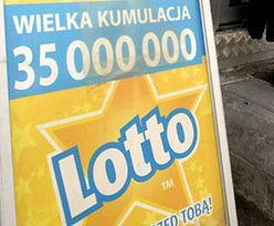 Rekordowa wygrana w Lotto dla szczęśliwca z Gdyni