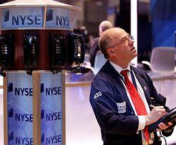 Wall Street kończy najsłabszy miesiąc od...