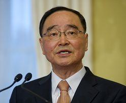 Zaskakująca decyzja premiera Korei