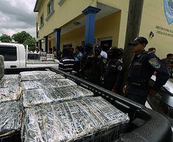 Produkcja kokainy w Kolumbii poważnie spadła