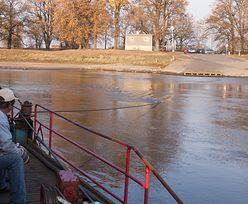 Kaczyński obiecuje nową drogę wodną. Chce inwestycji w Odrę i porty