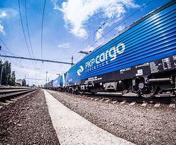 PKP Cargo ma prawie połowę udziału w przewozach ładunków