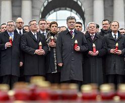Bronisław Komorowski: Kolejne sankcje dla Rosji są realne