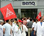 Siemens i BenQ walczą o patenty