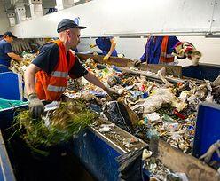 Recykling odpadów to idealny biznes dla oszustów