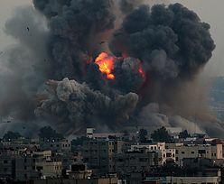 Wojna w Strefie Gazy. Hamas odrzucił ofertę pokojową Izraela i wystrzelił rakiety