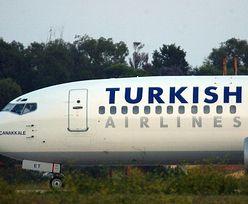 Turkish Airlines: Radioaktywny wyciek na pokładzie tureckiego samolotu