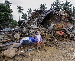 Powodzie w Azji Południowej. Zagrożenie epidemią
