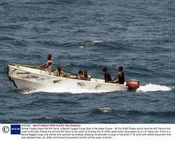 Piraci porwali statek na Morzu Czerwonym