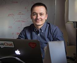 Założyciele LiveChat Software odkupili akcje od inwestora finansowego. Zapłacili po 45 zł za sztukę