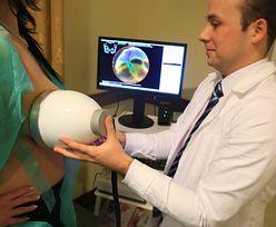 Polki nie chcą same badać piersi. Braster przestawia się na lekarzy