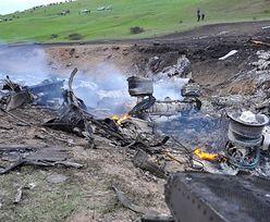 Kirgistan: Znaleziono ciała dwóch pilotów samolotu wojskowego USA