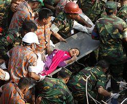 Bangladesz: pożar fabryki odzieżowej. Są ofiary