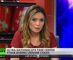 Kryzys na Krymie. Rezygnuje kolejna prezenterka rosyjskiej telewizji