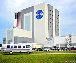 Projekty NASA. Będą badać pogodę w kosmosie