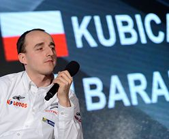 Robert Kubica przedstawił plany. Pojedzie w Rajdzie Polski