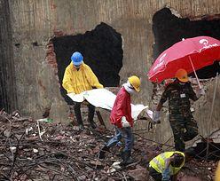Katastrofa w Bangladeszu. Bilans ofiar przekroczył 1000