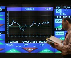 Będzie tąpnięcie na giełdach? Zobacz listę zagrożeń