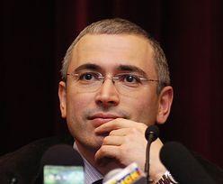 Michaił Chodorkowski rozważa ubieganie się o urząd prezydenta Rosji.