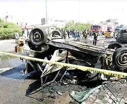 Zamach w Iraku pochłonął życie 48 osób