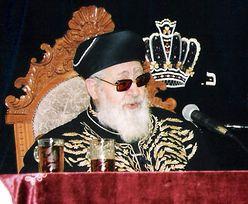 Zmarł rabin Owadia Josef - duchowy przywódca sefardyjskich Żydów