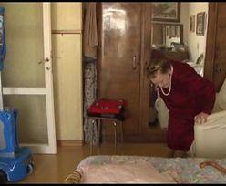 Zdalnie sterowany robot pomaga starszym samotnym osobom