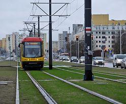 Komunikacja w Warszawie. Od dziś dłuższa linia tramwajowa na Tarchominie