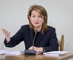 Była wiceminister finansów oskarża: lobbyści w resorcie