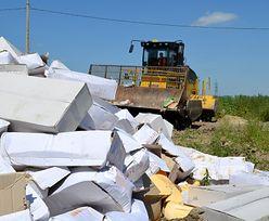 Niszczenie żywności w Rosji. Przystąpiono do utylizacji żywności objętej embargiem