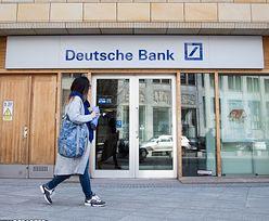 Bloomberg: Deutsche Bank mógł współuczestniczyć w wypraniu 150 mld dol