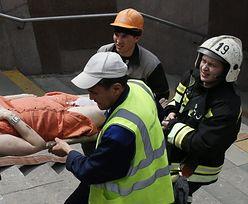 Dwaj pracownicy techniczni zatrzymani po wypadku w metrze w Moskwie