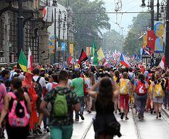 ŚDM nie sparaliżowały centrów biznesowych w Krakowie. Amway rozwiesił plakaty rekrutacyjne