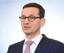 """Polskie sądy bardziej niezależne od niemieckich. Morawiecki w """"Die Welt"""" o reformie sądownictwa"""