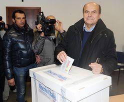 Wybory we Włoszech. Pier Luigi Bersani kandydatem na premiera