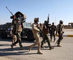 Zamach w Iraku. Co najmniej 24 osoby zginęły w zamachu