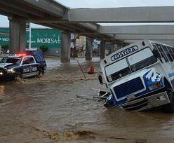 W Meksyku rośnie liczba ofiar żywiołu