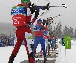 Biathlon: Katastrofa Svendsena. Złoto dla Rosji.