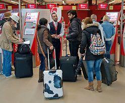 Paraliż lotnisk w Niemczech. Wszystko przez strajk