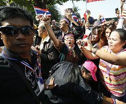 Zamieszki w Tajlandii. Kolejny atak na demonstrantów