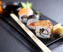 Sfinks negocjuje przejęcie sieci 77 sushi