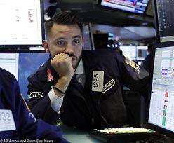 Wall Street ciągle w odwrocie. Nadaq najniżej od kwietnia