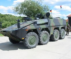 Handel bronią. Niemcy nie przekażą Litwie transporterów opancerzonych