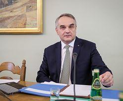 Waldemar Pawlak zabiera głos ws. raportu NIK o umowach z Gazpromem